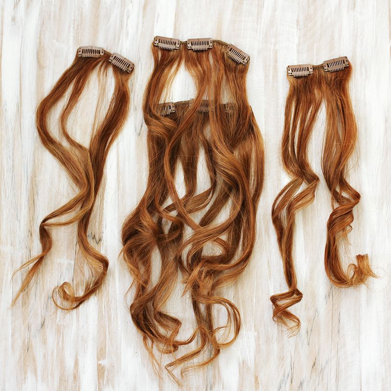 Layering Hair Extensions
