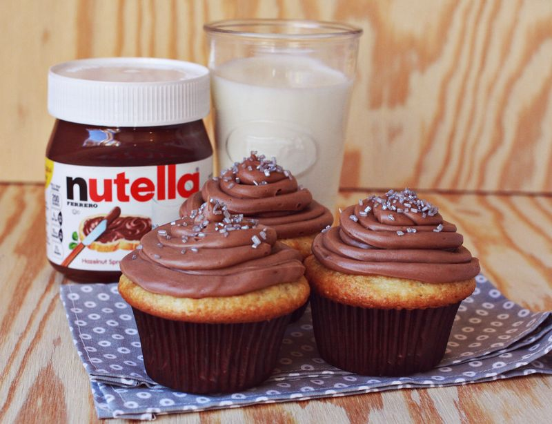 Nutella frosting