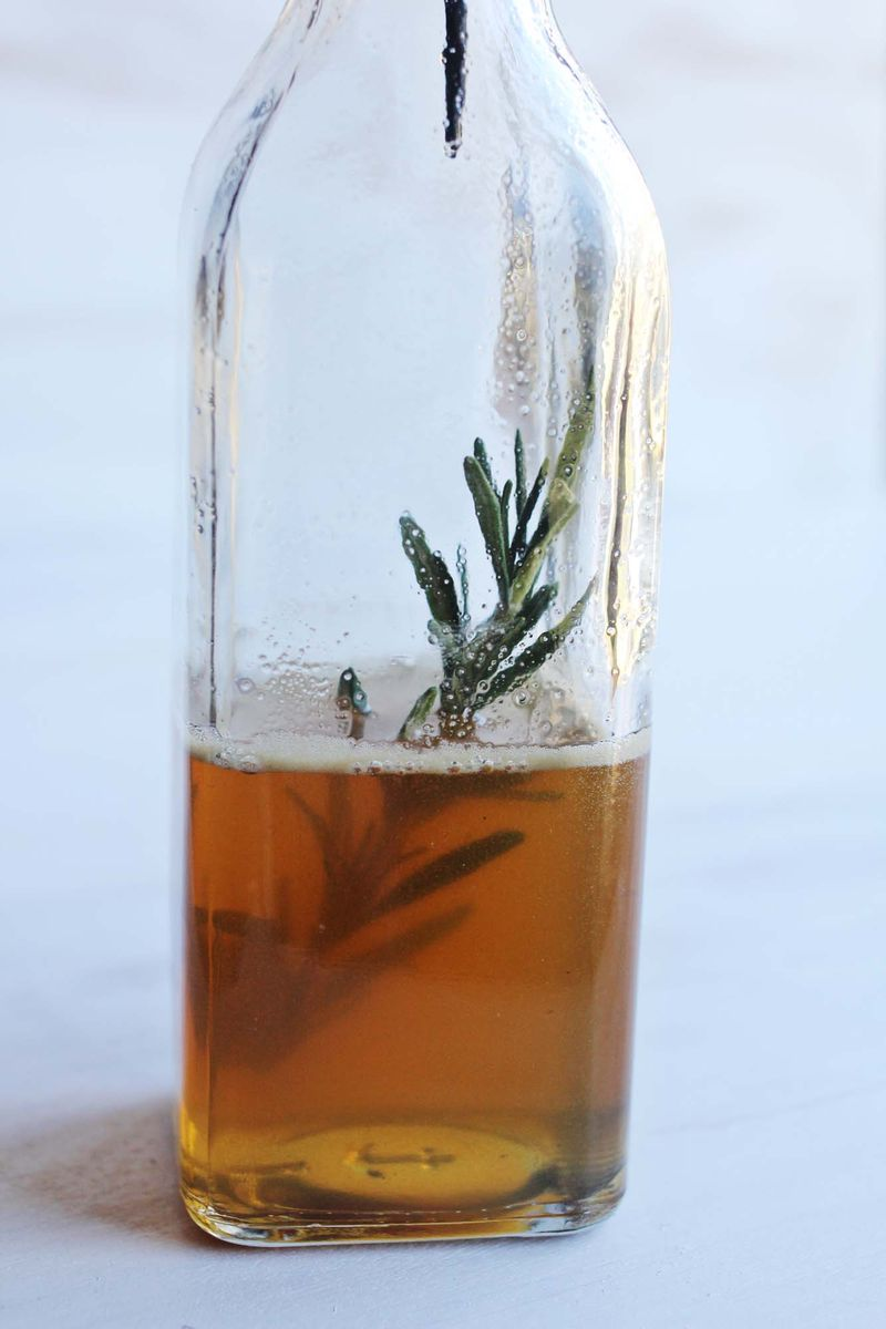 Rosemary and honey syrup recipe