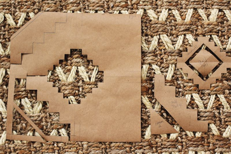 Leather Pillow Pattern