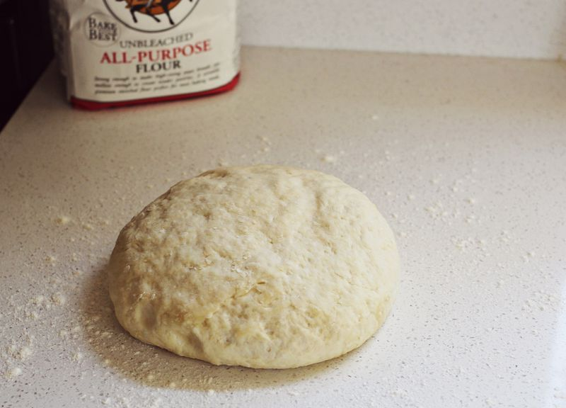 Perfect pizza dough recipe