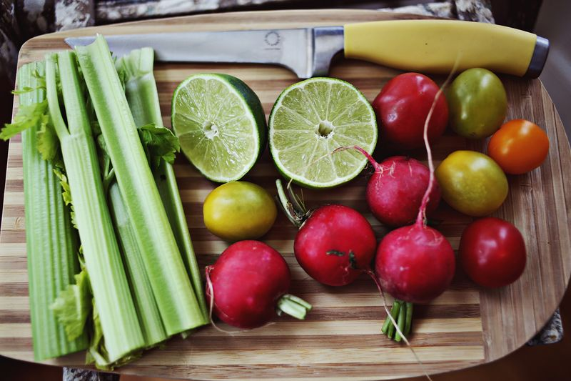 Fresh veggies!