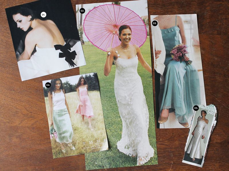 Wedding Inspiration dresses
