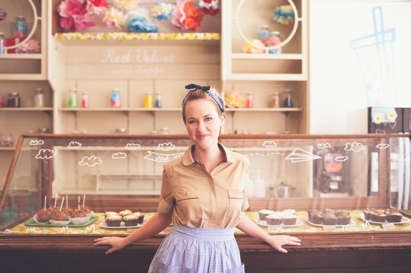 2010 Cupcake shop
