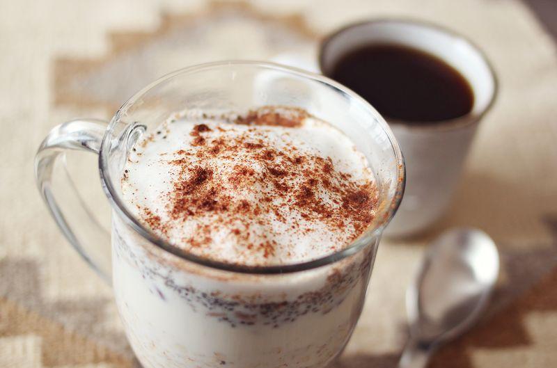 How to make coffee shop oatmeal