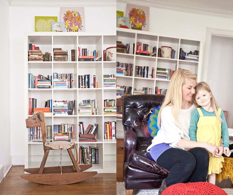 Darling bookshelf