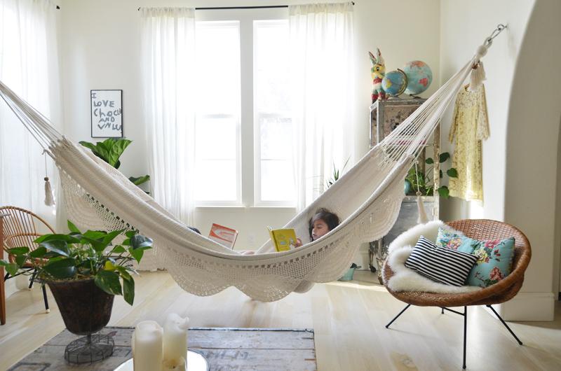 Rubyellen Bratcher's amazing living room