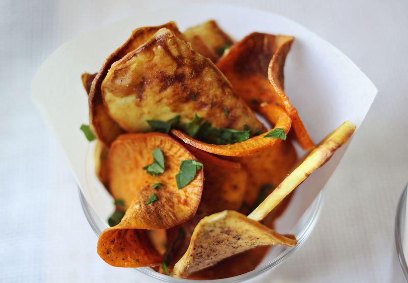 Best sweet potato chips
