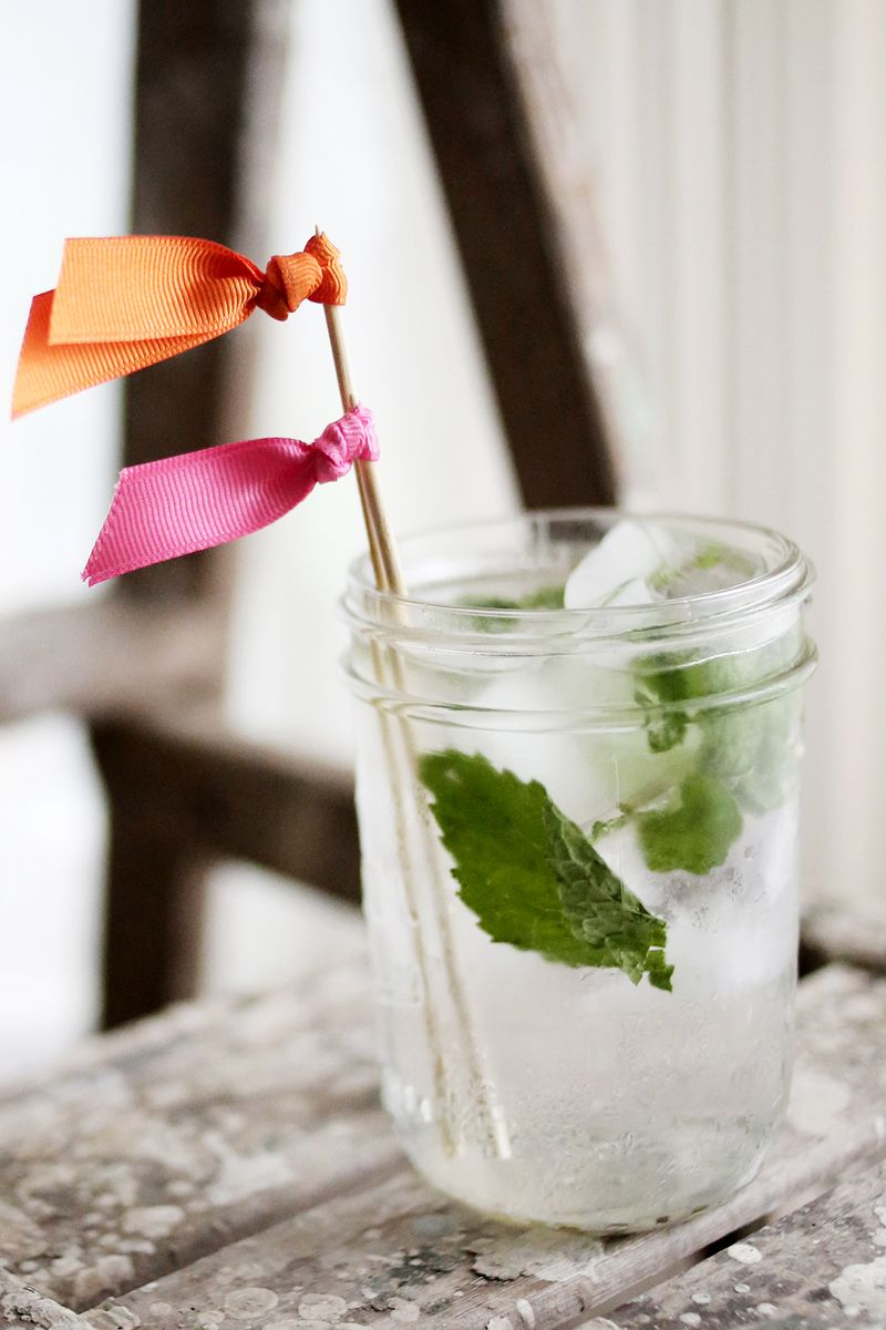 10 ways to make a cocktail stick 10 www.abeautifulmess.com