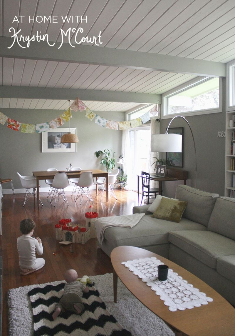 At Home With Krystin McCourt