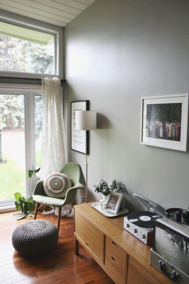Lovely record corner