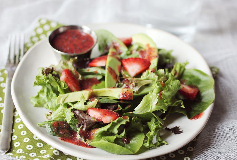 Best strawberry vinaigrette recipe