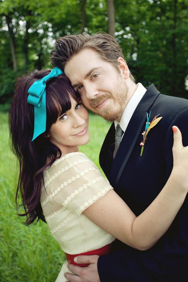 Jeremy Larson + Elsie Larson