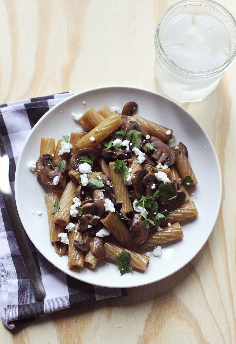Easy homemade dinners via A Beautiful Mess