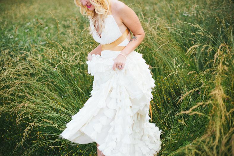 Diy wedding dress abeautifulmess.com