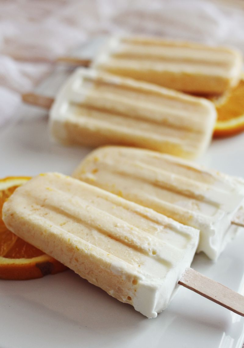 How to make creamsicles