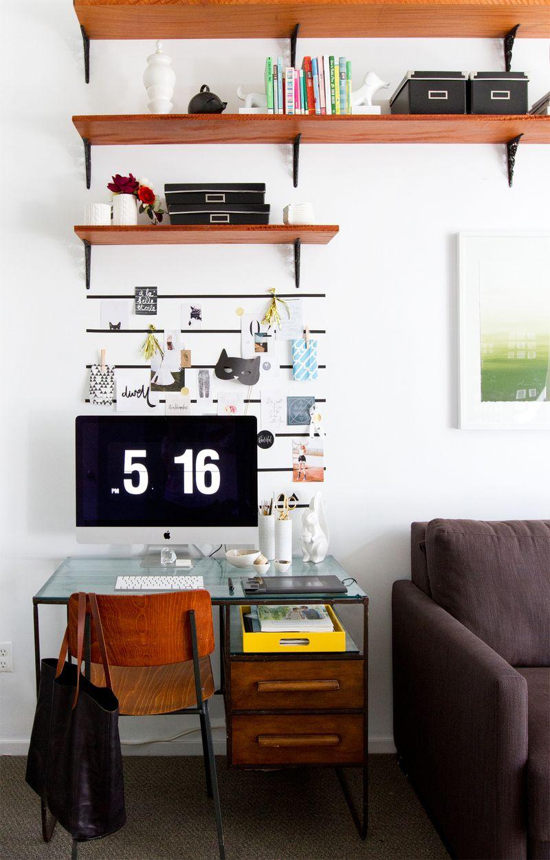 Fun desk setup