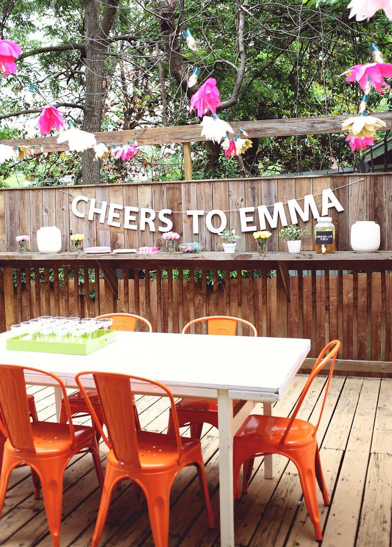 Emma's bachelorette party!