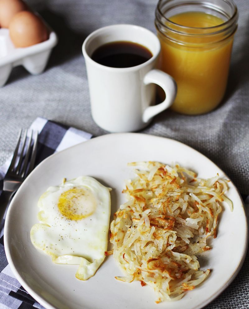 How to make great hashbrowns at home