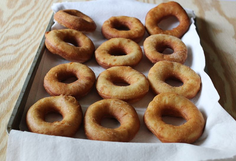 How to make awesome homemade donuts