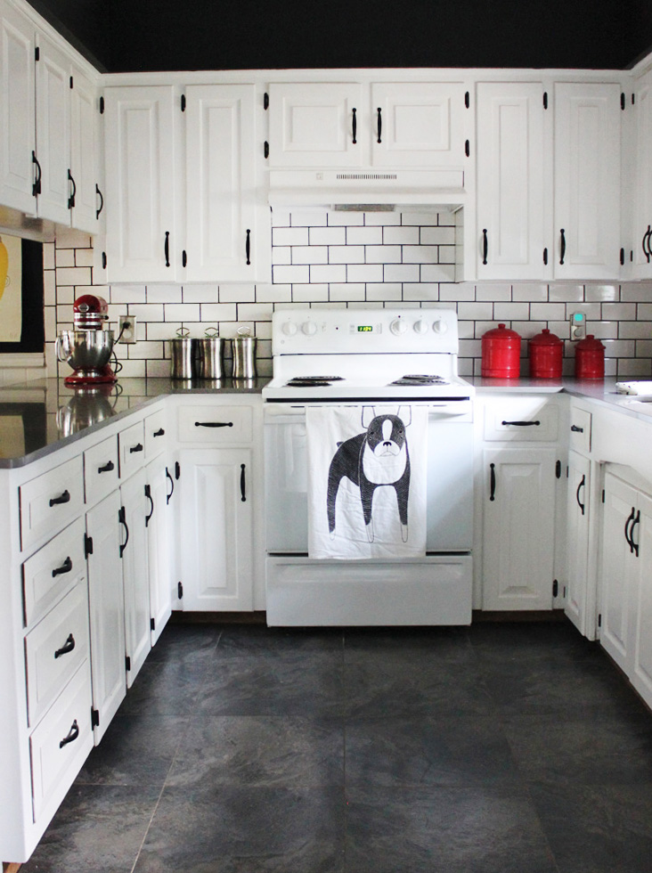 Lovely white kitchen