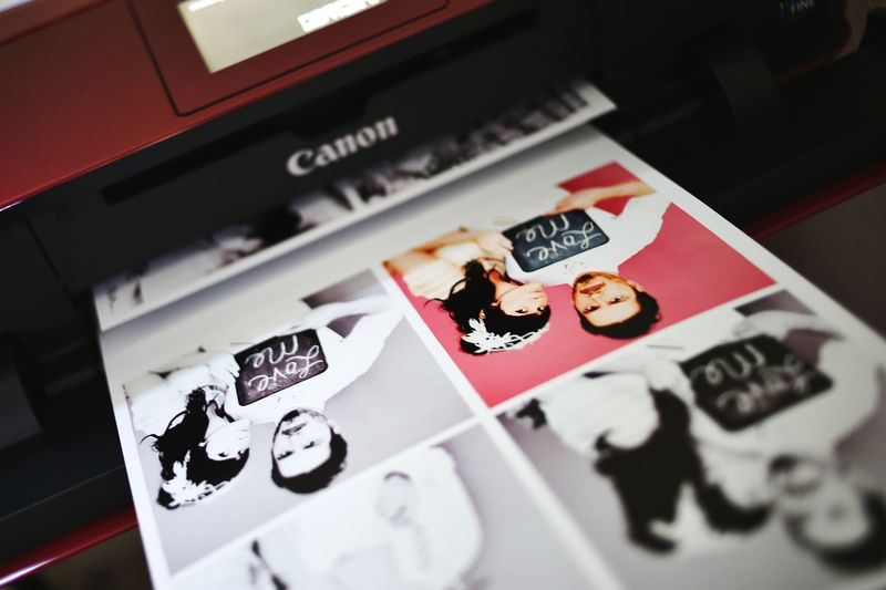 A Beautiful Mess for Canon Printers