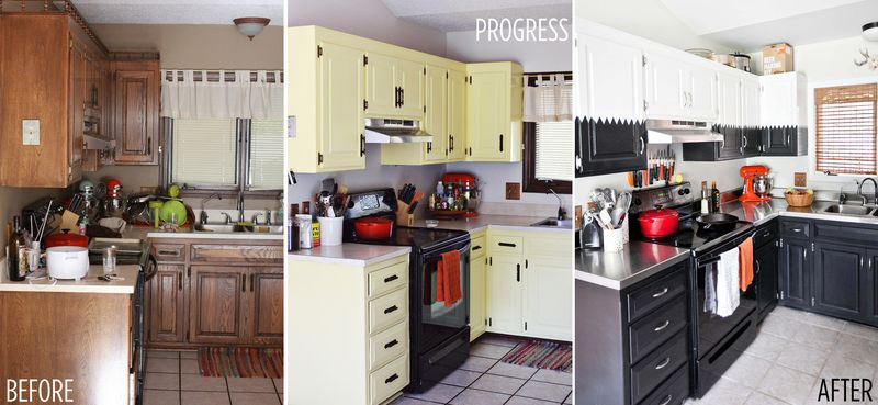 Emma's kitchen makeover