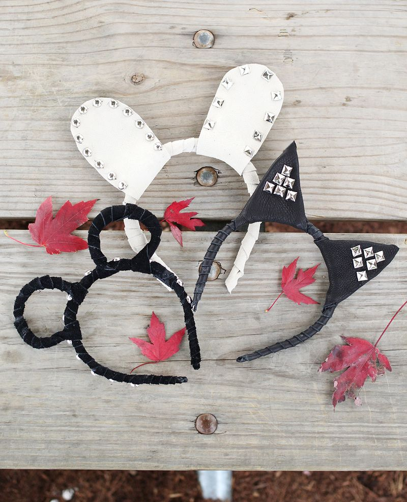 Darling Animal Headband DIY