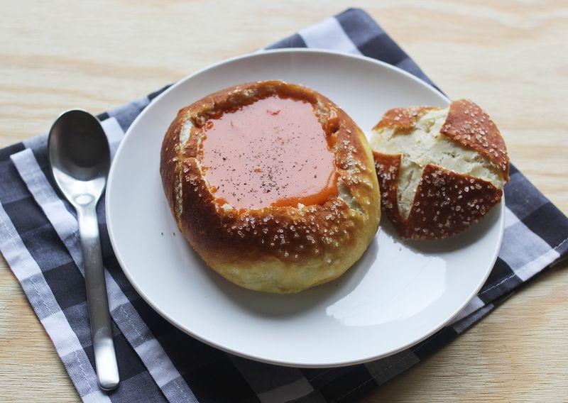 10 Delicious Soups abeautifulmess.com