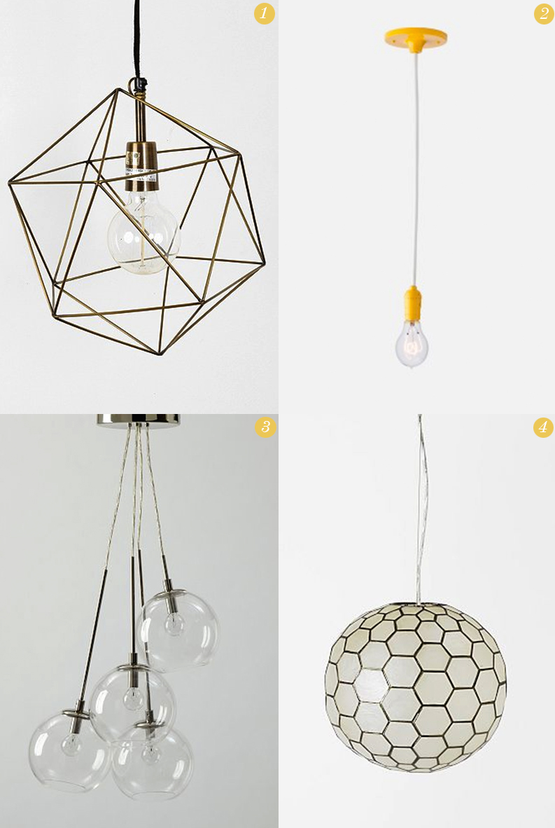 Pendant Light Inspiration