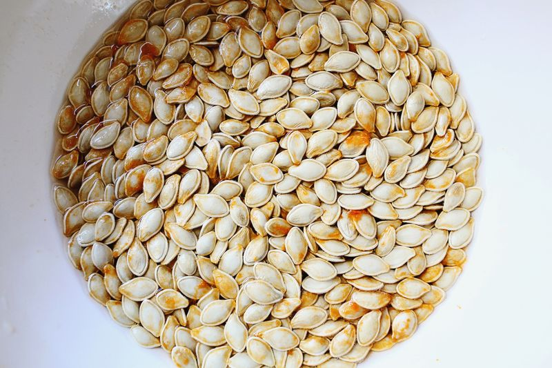 Roasted Pumpkin Seeds 2