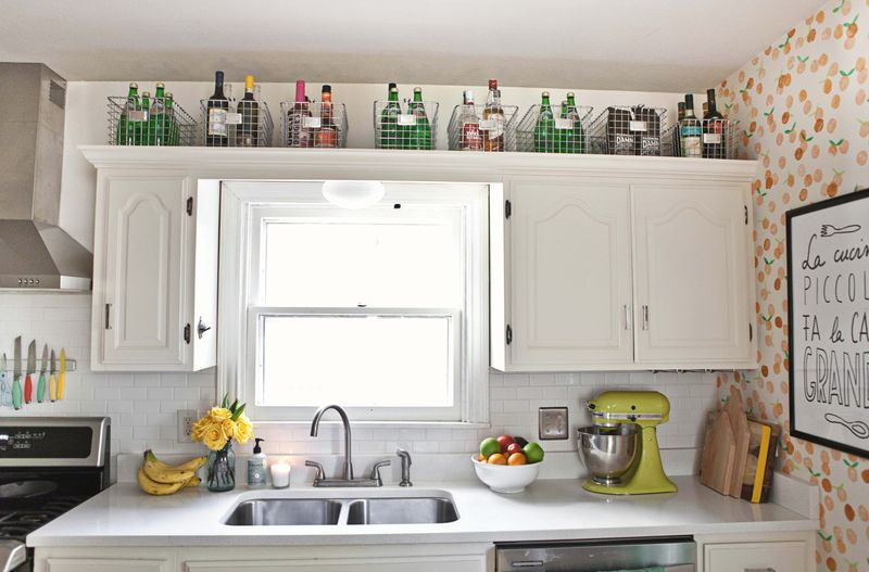 Strange Home Tour Elsies Kitchen A Beautiful Mess Home Interior And Landscaping Eliaenasavecom