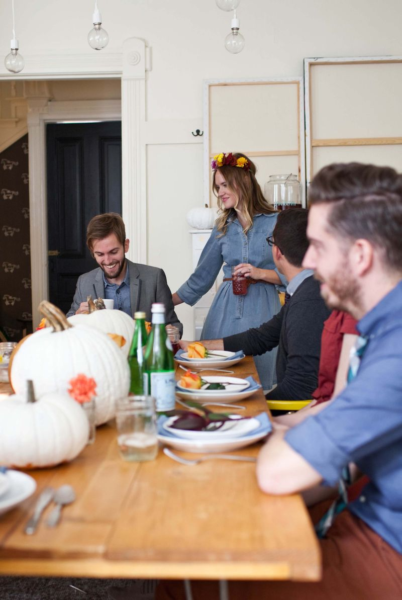 Tips for hosting Friendsgiving