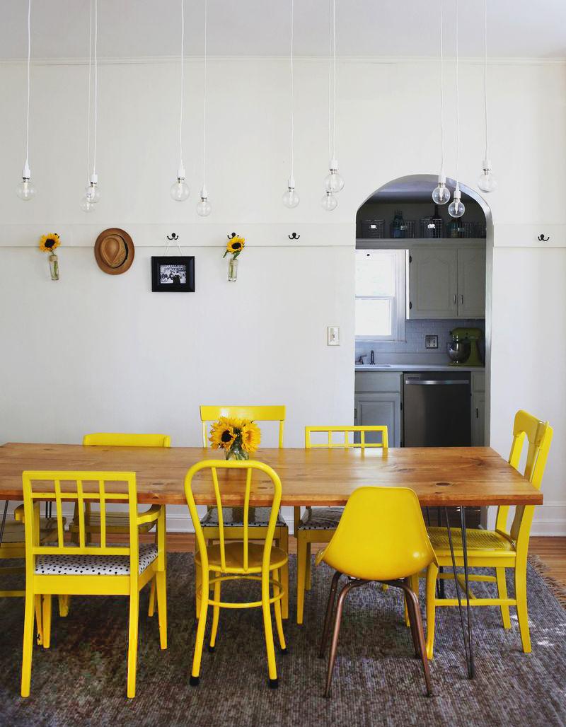 Dining room wall hooks