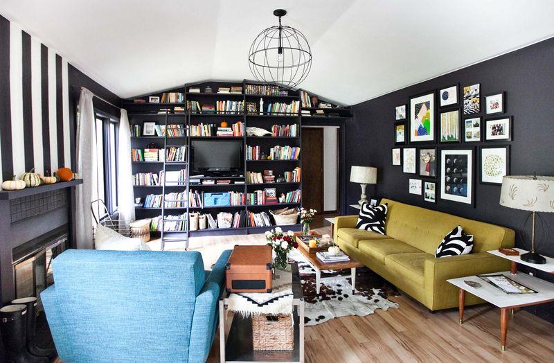 Emma's living room