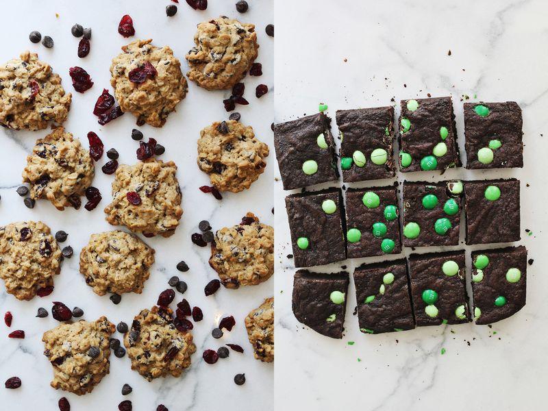 Cookies + Brownies