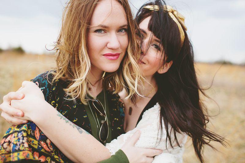 Elsie Larson and Emma Chapman.