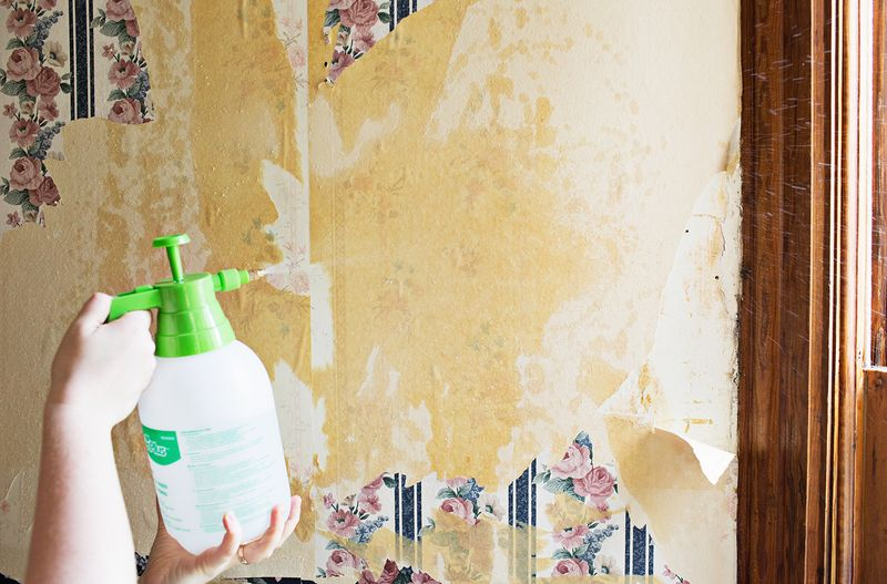 Simple Wallpaper Removing Tips A Beautiful Mess