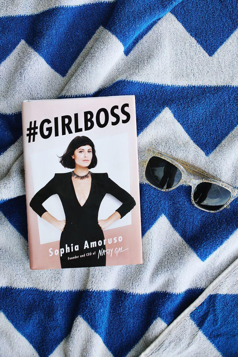 Hash tag girl boss!