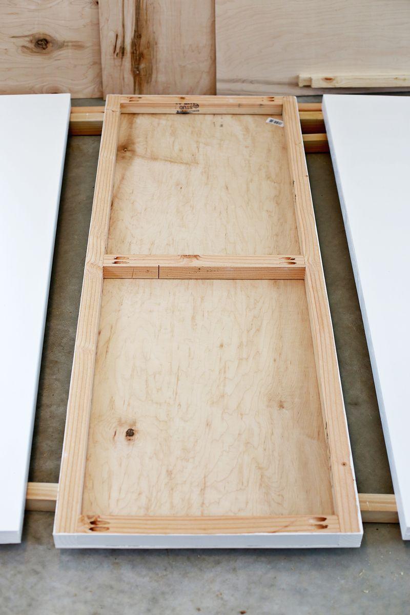 Geometric Headboard Panels