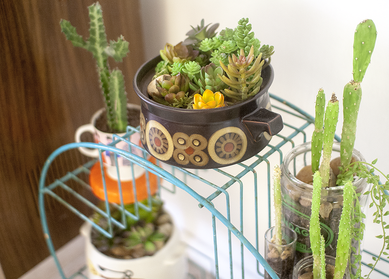 Cutest plant stand
