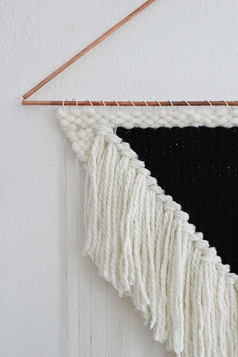 Statement Wall Hanging DIY