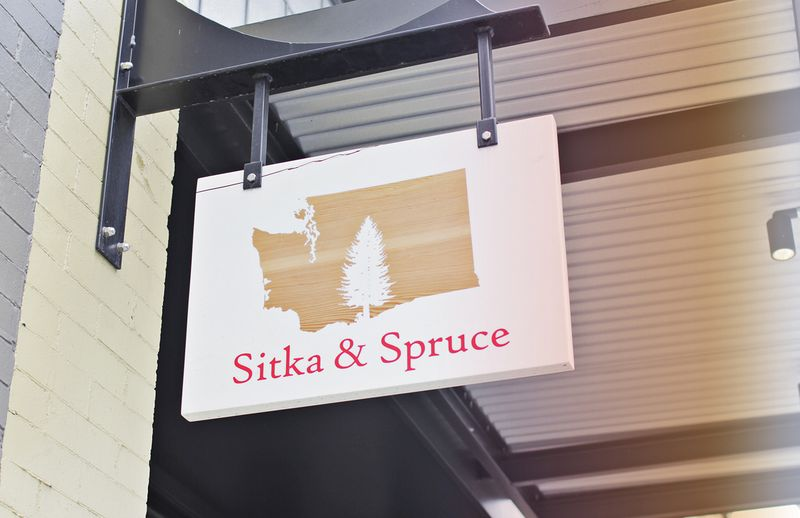 Sitka and spruce 2