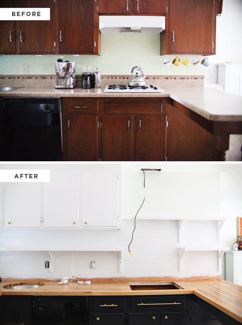 Reconfiguring Existing Cabinets For A Fresh Look A Beautiful Mess