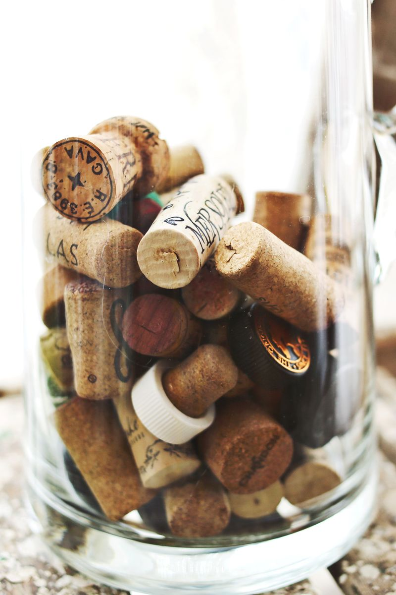 63 Things To Never Throw Away: Wine Corks Homesteading Today Ideas To Get You Started