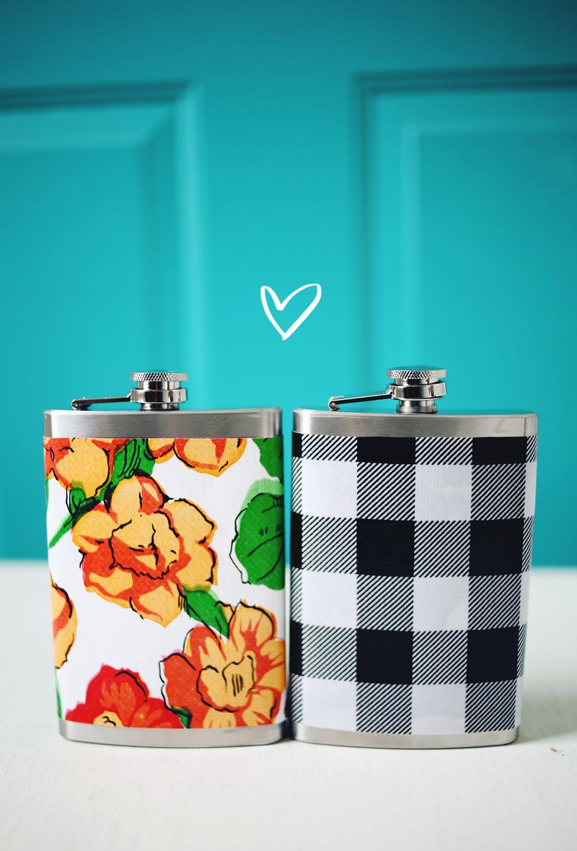 Cute flask