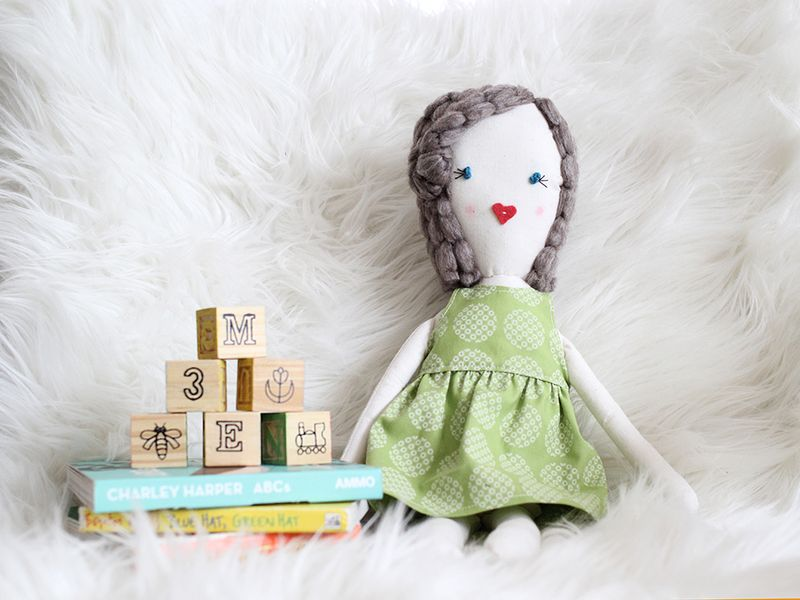 DIY Traditional Rag Doll