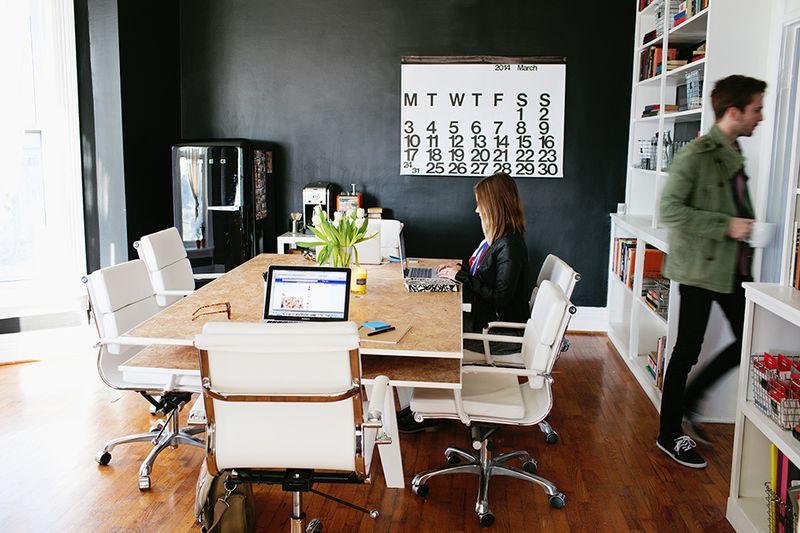 SpG office desk (DIY)