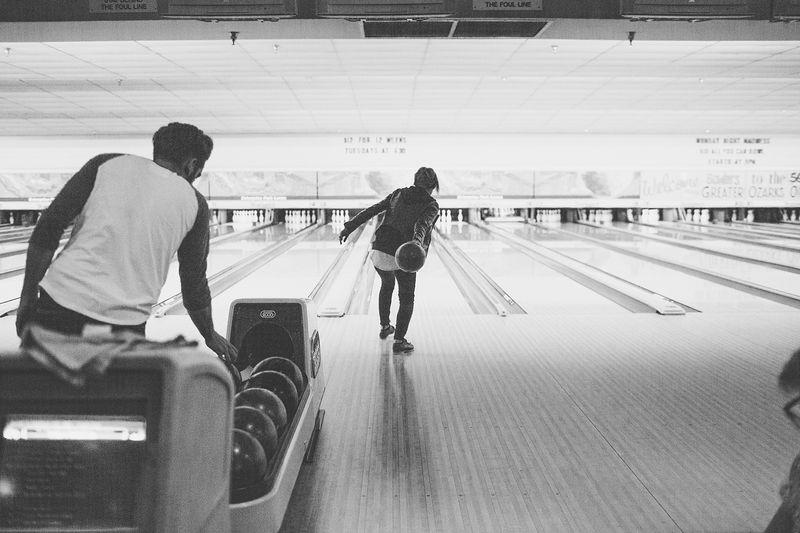 ABM goes bowling