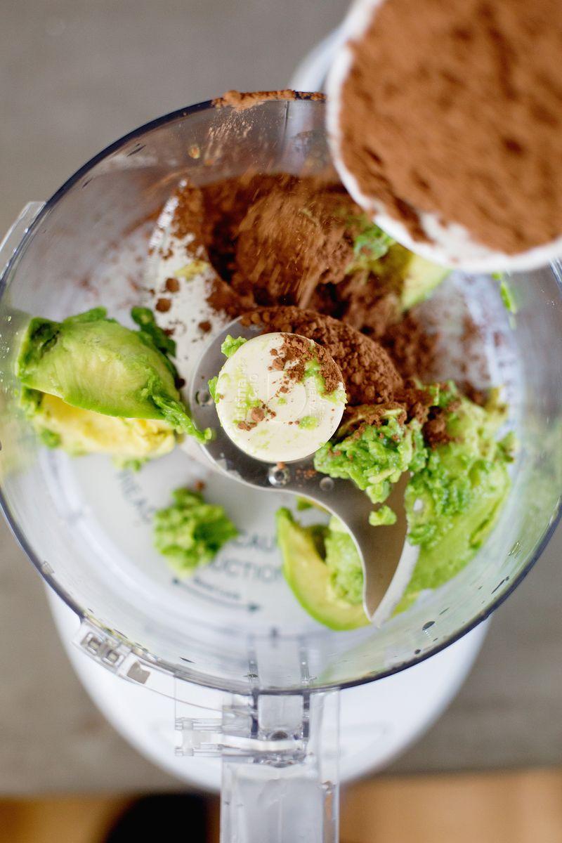 Non-Dairy Chocolate Pudding abeautifulmess.com
